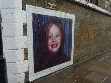 Adele's WHEN WE WERE YOUNG poster