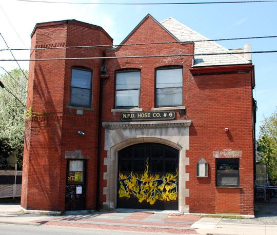 firehouse 595 firehouse pizza