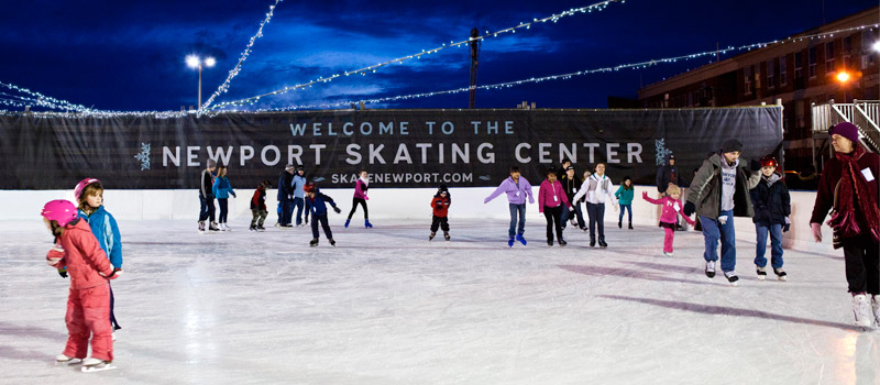 newport skating center newport ri