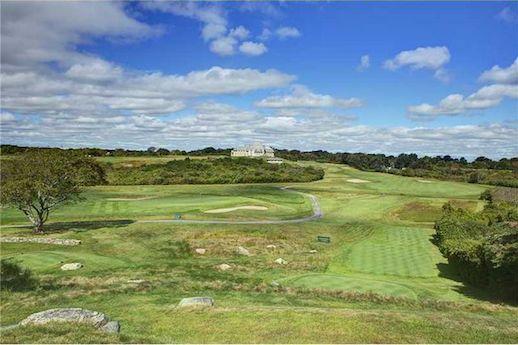 US Golf Open Newport