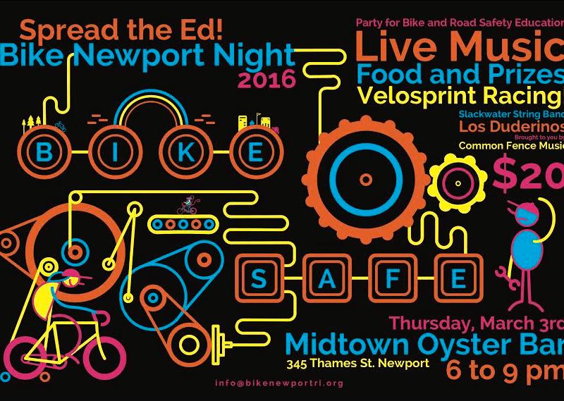 Bike Newport Night