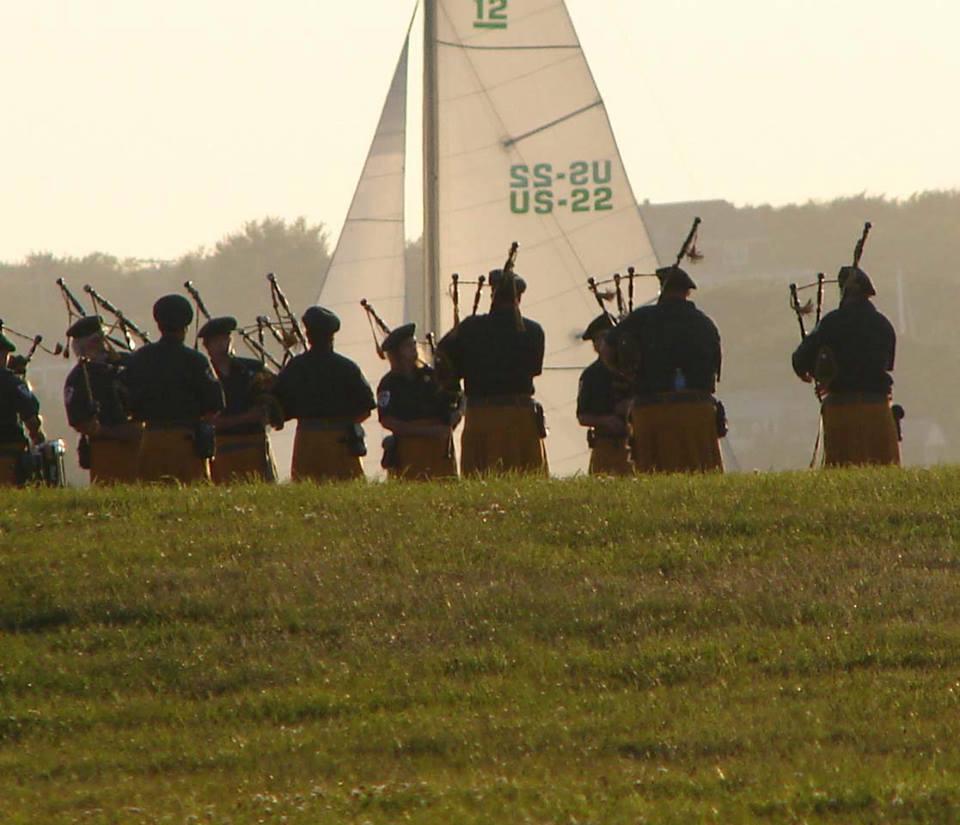 St. Patrick's Day Newport RI