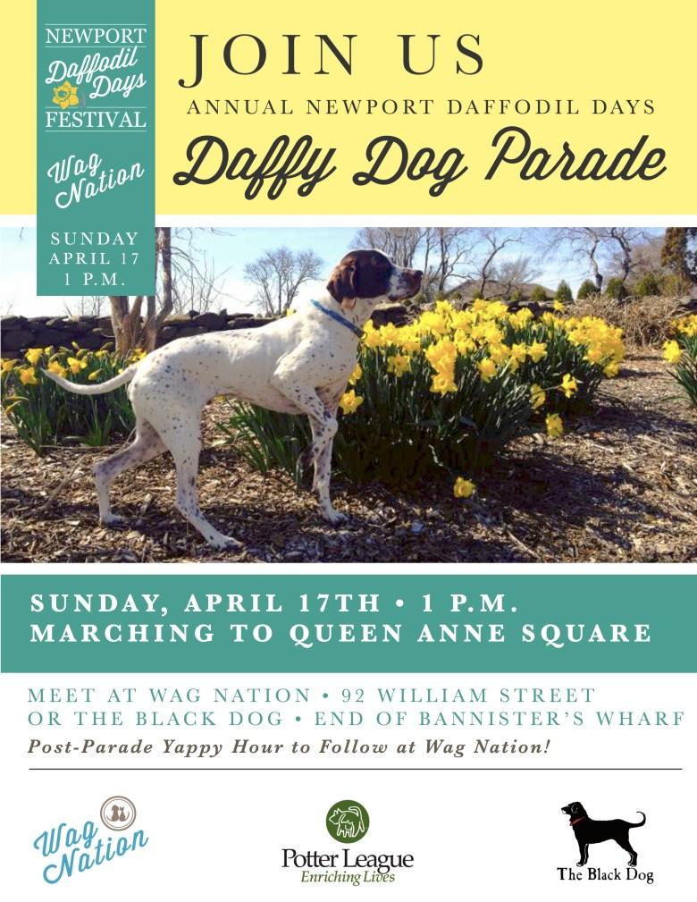 daffy-DOG-parade