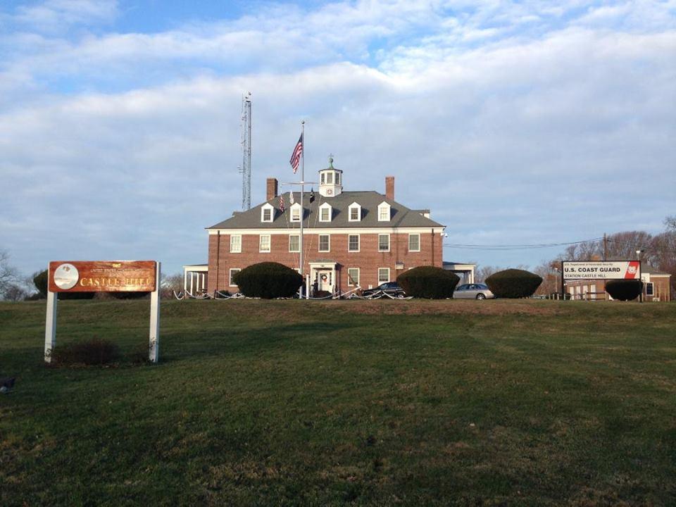 U.S. Coast Guard Station Castle Hill