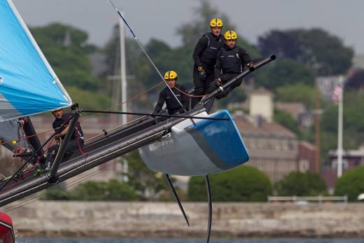 World Match Racing Tour Newport