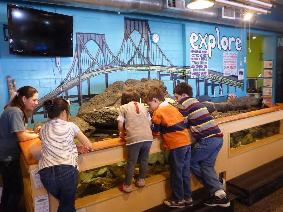 Exploration Center & Aquarium - Save The Bay