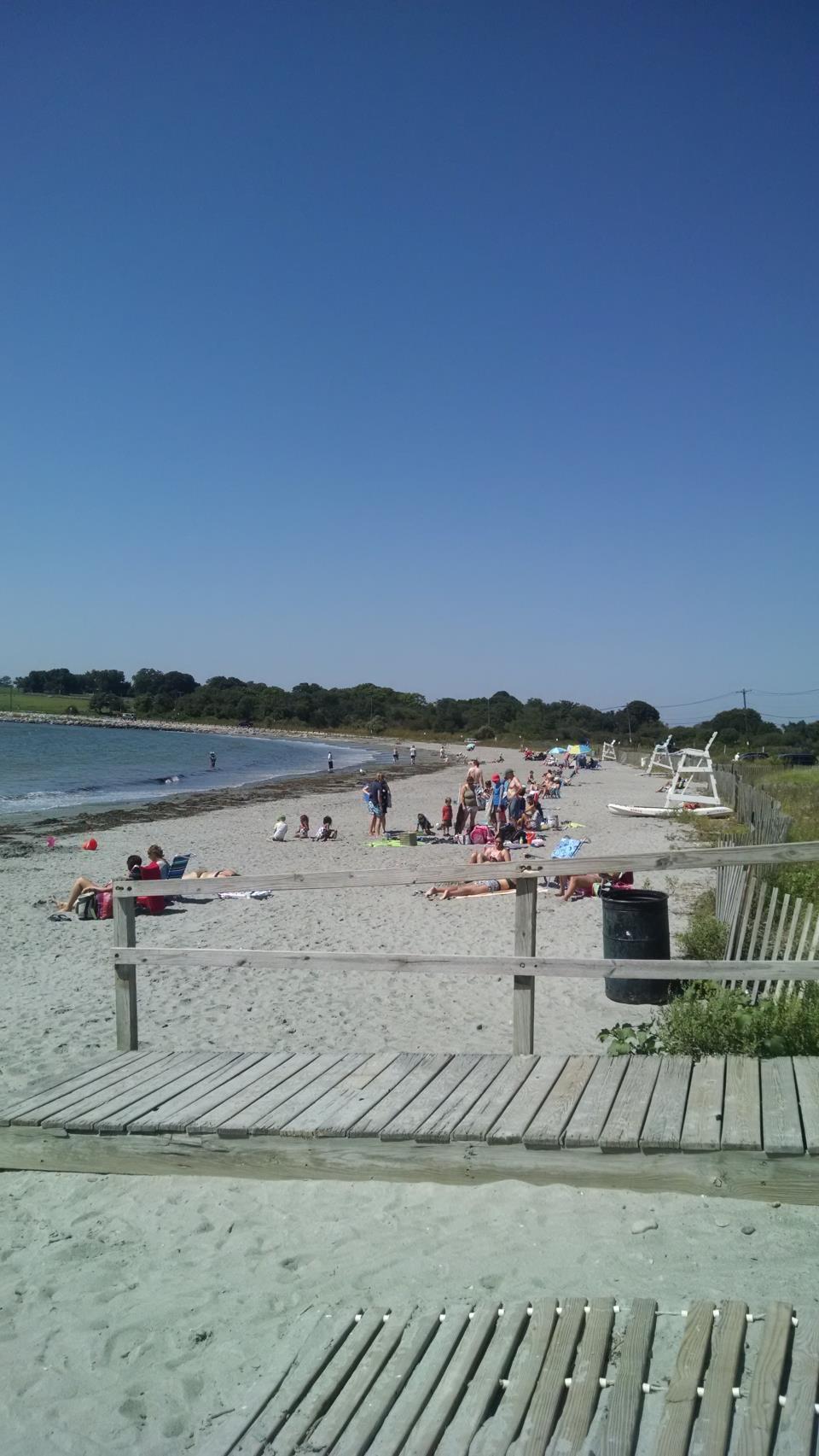 Mackeral Cove Beach