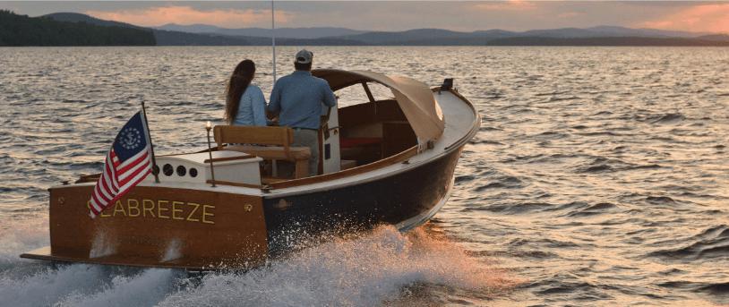 Bowen's Wharf Wooden Boat Show