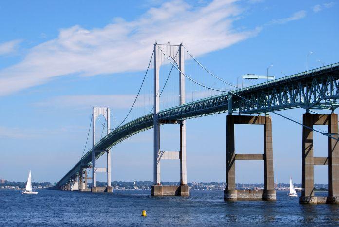 Newport Pell Bridge