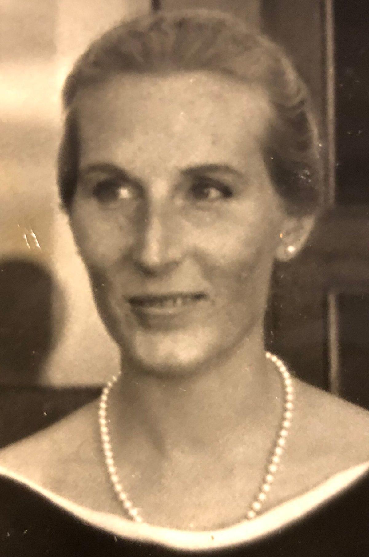 Catherine Gunning Obituary