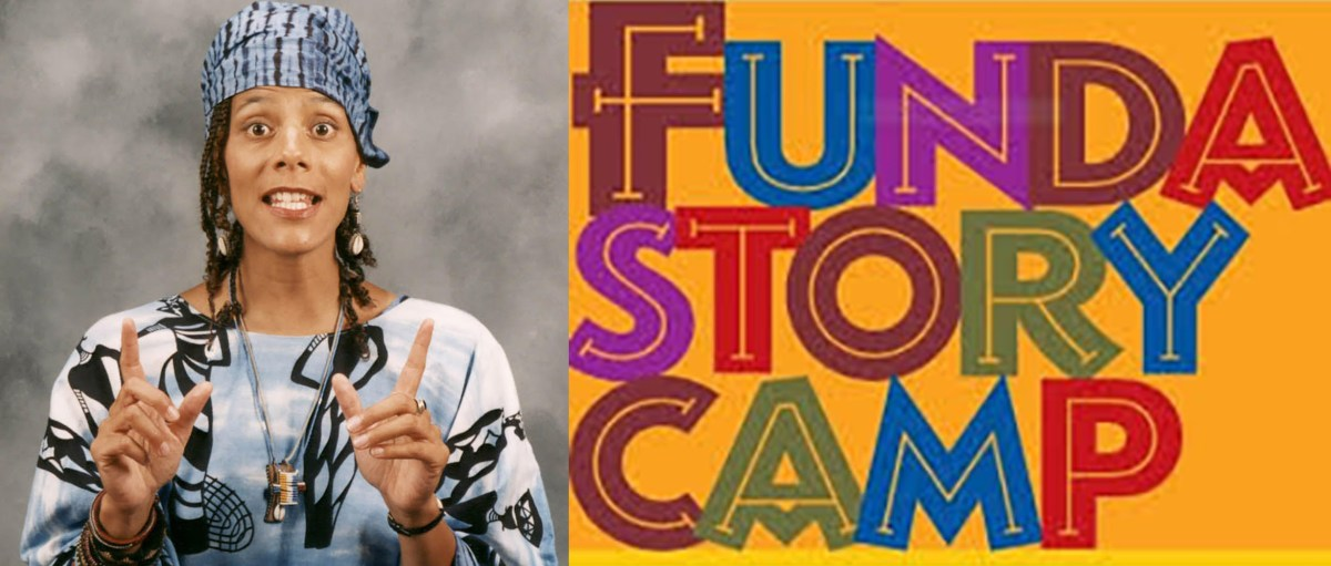 Newport Art Museum Announces Funda Story Camp with the RI Black Storytellers
