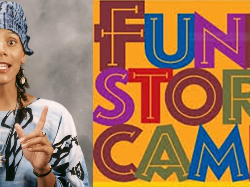 Newport Art Museum Announces Funda Story Camp with the RI Black Storytellers