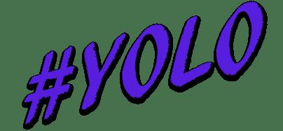#yolo blue Icon