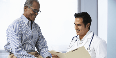 Father's Day Mens Health Tips: Doctor's Visit