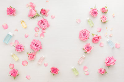Summer Skincare Products: Roses