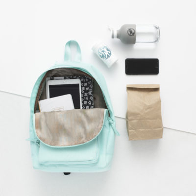 Vitamins for Teens: backpack