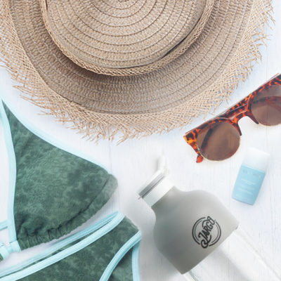 4 Summer Skincare Tips: Summer Stuff