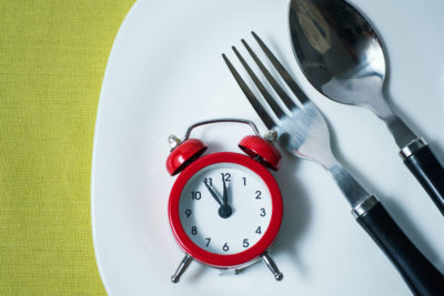 Intermittent Fasting: Plate