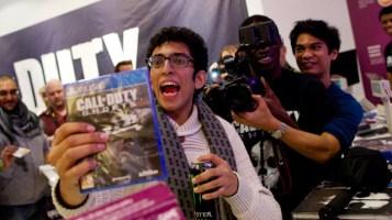 Call of Duty: Ghosts customer