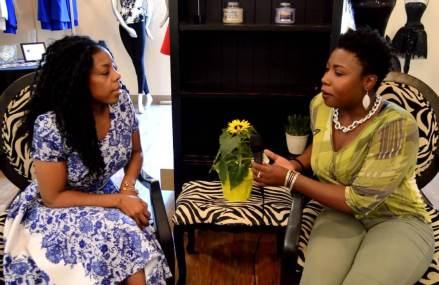 CMG Street Team interviews GiGi The Vegan