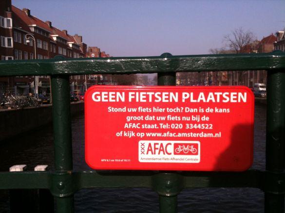 Dutch sign