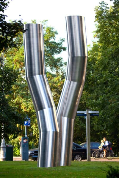 André Volten, Amsterdam Sculpture Route 2017