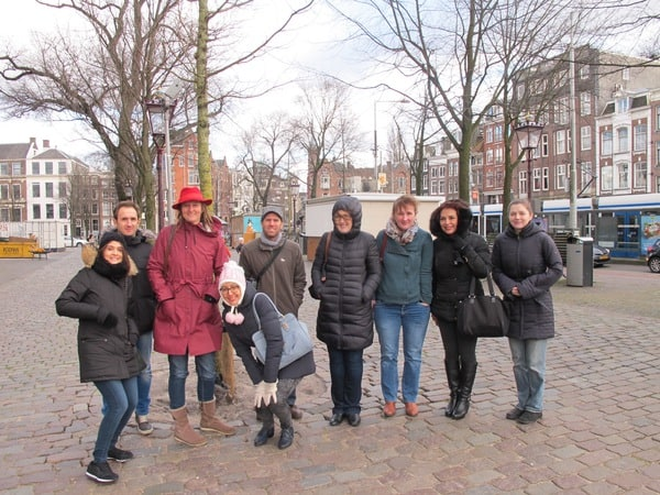 Guided tour in Amsterdam Jordaan Quarter