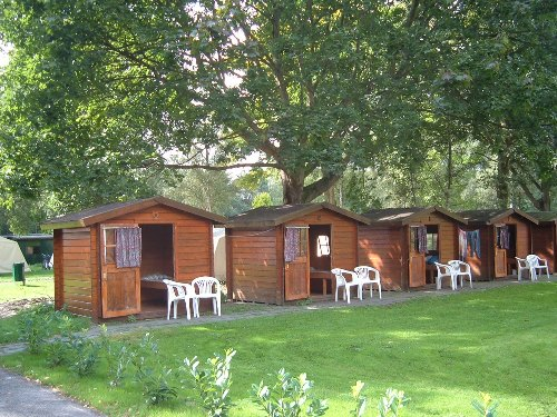 Camping site Amsterdamse Bos