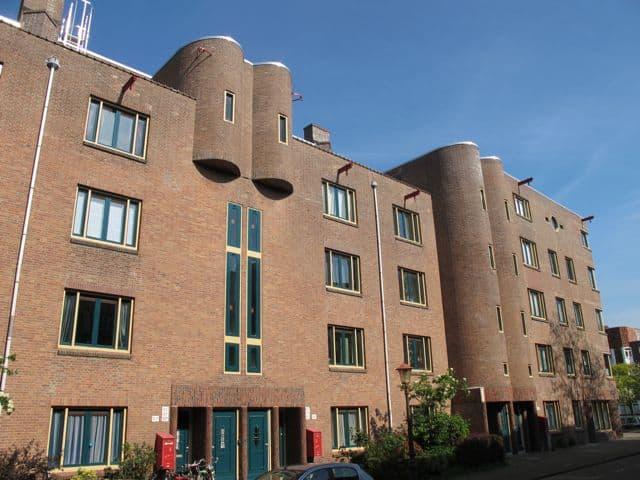 Amsterdam School at De New Pijp
