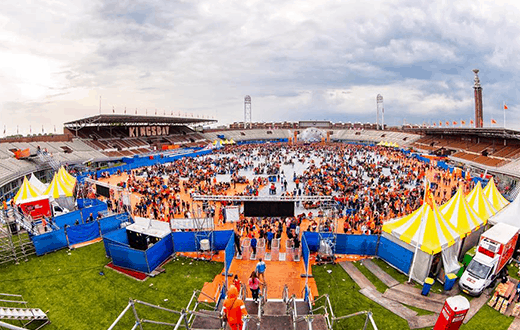 King's Day Festival Amsterdam 2018