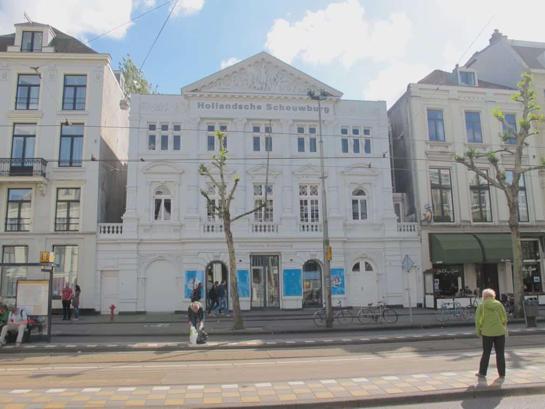 Hollandse Schouwburg Plantage Amsterdam