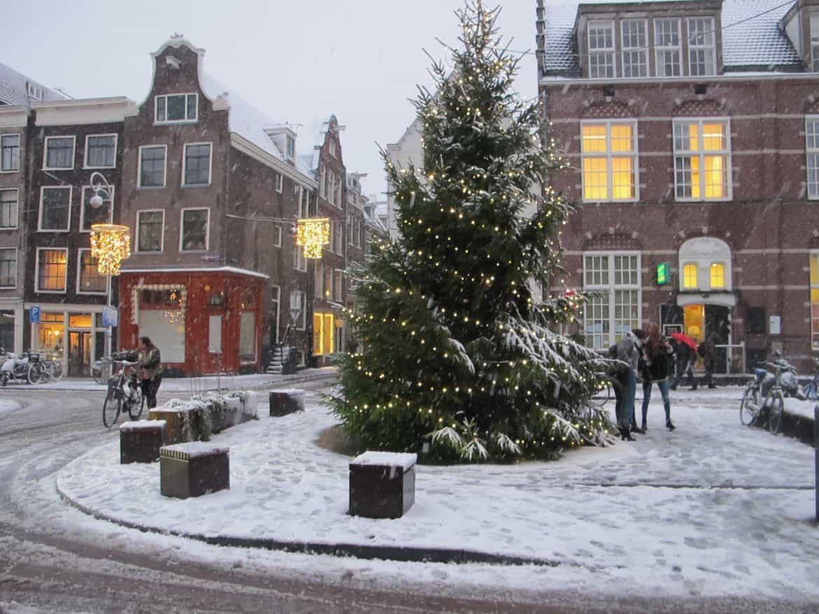 When Was Christmas First Celebrated.Christmas In Amsterdam 2019