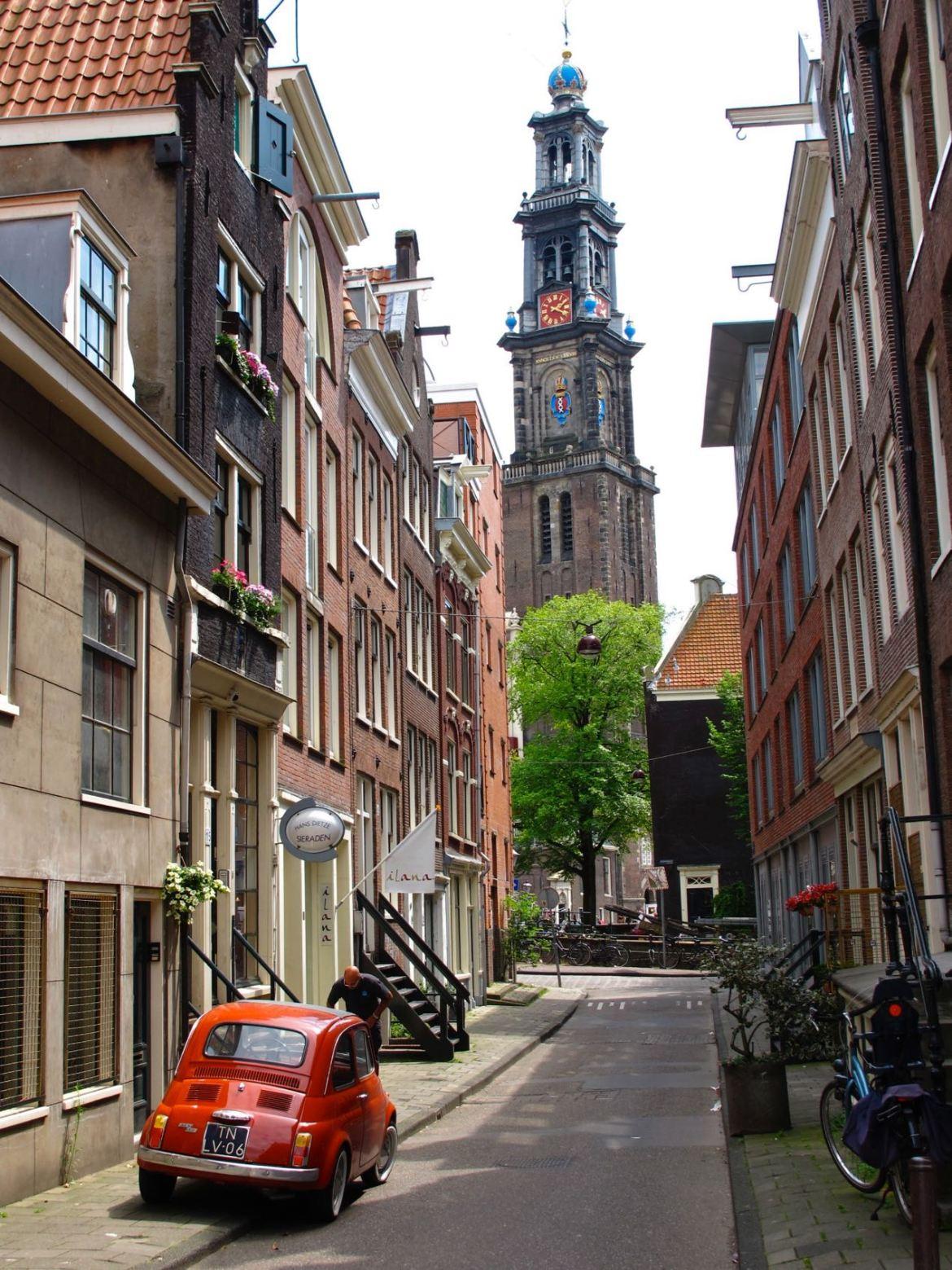 Westerkerk Amsterdam Jordaan
