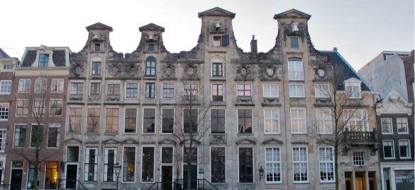 Amstedam houses