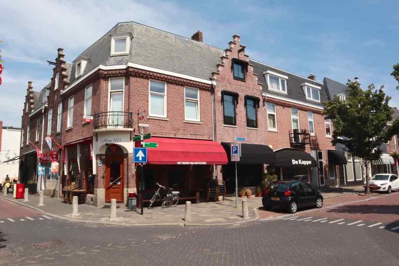 Het wapen van Amstelveen café