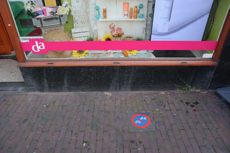biking rule Amsterdam