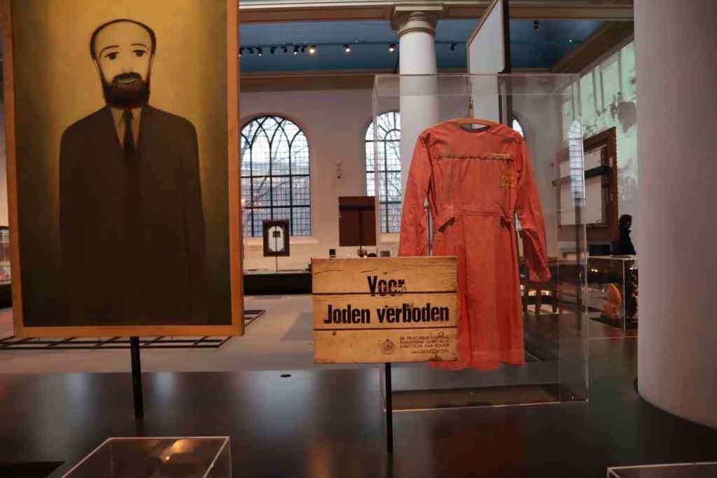 Amsterdam jewish quarter museum