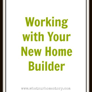 Tips on Buying a New Construction Home