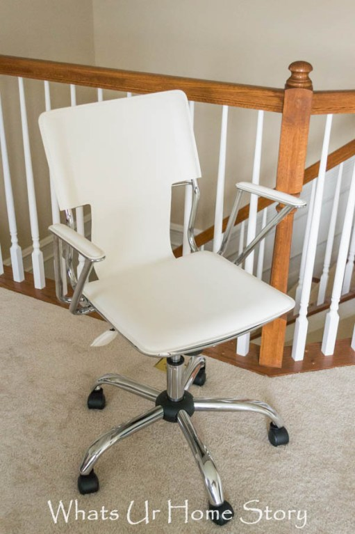 leather modern office chair-2