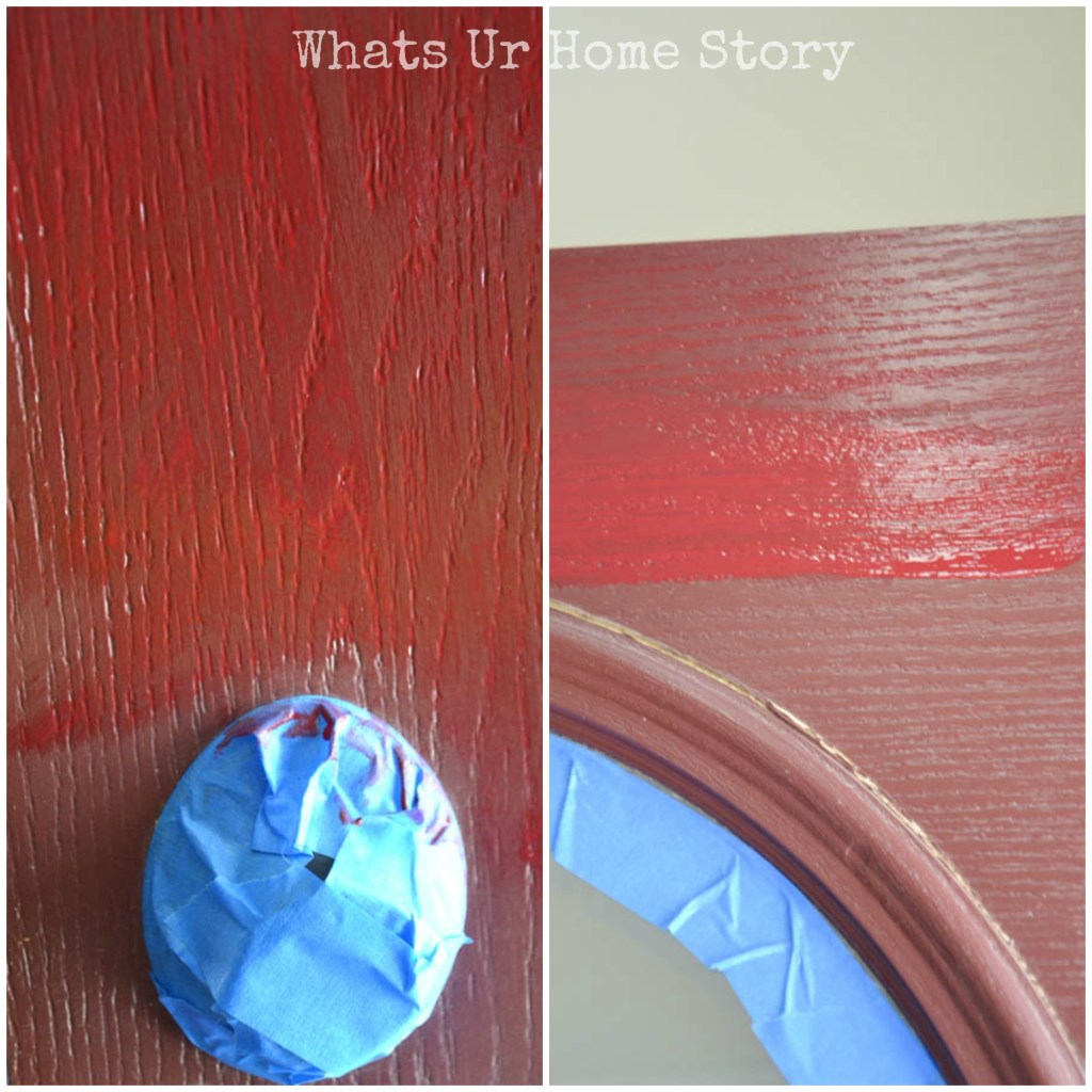 How to Paint a Front Door with Modern Masters Front Door Paint