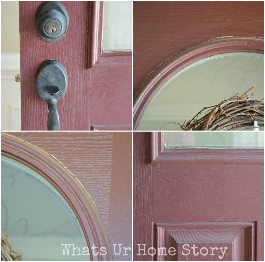 front door painting how to