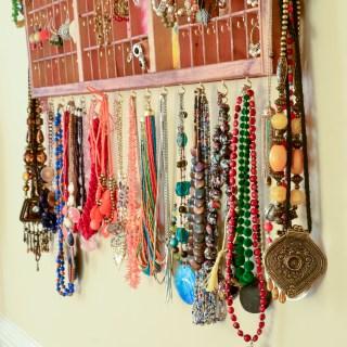 Letterpress Tray Jewelry Holder