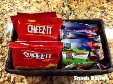 Kid's Snack Basket