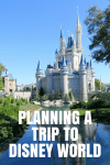 Planning a Trip to Disney World