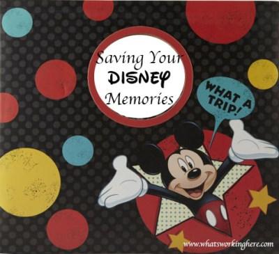 Saving Your Disney Memories