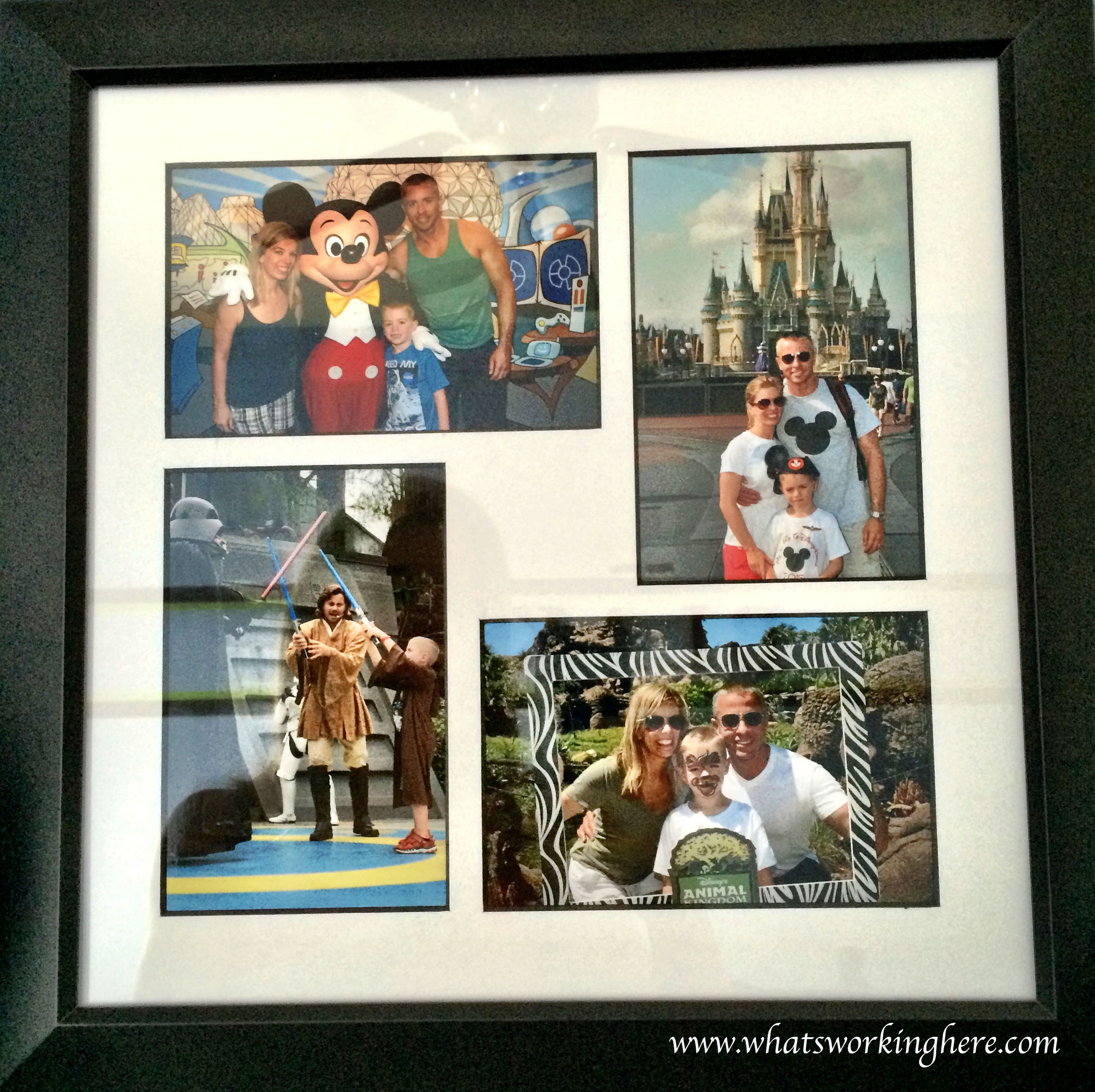 Saving your Disney Vacation Memories - What\'s Working Here