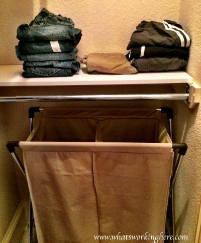 Pant Shelf