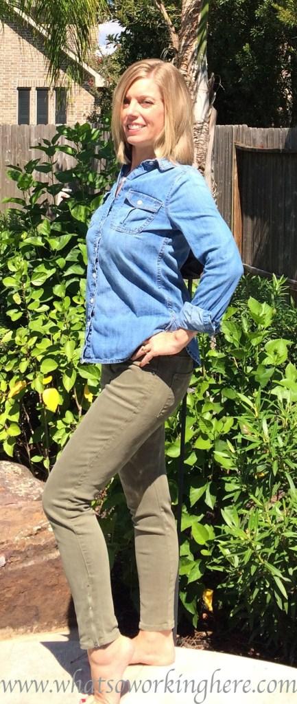 Just Black Skinny Jean