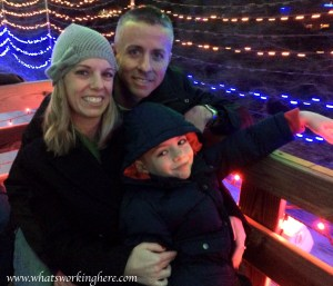 Santa's Wonderland-hay ride