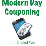 Modern Day Couponing – The Digital Way